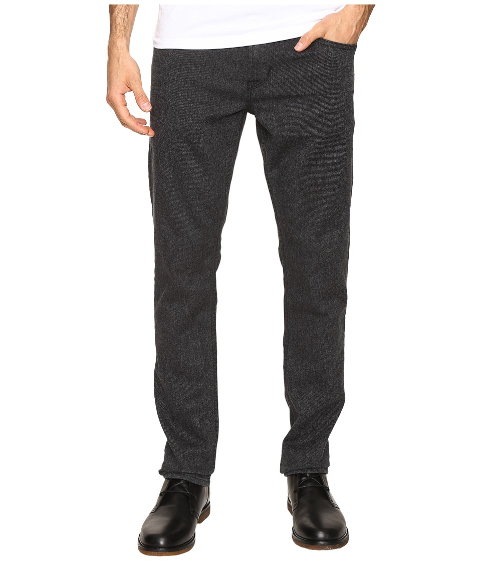 Hudson - Blake Slim Straight in Vigor Black (Vigor Black) Men's Jeans