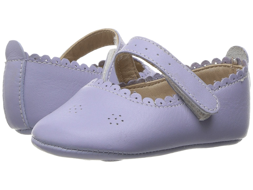 Elephantito Ella Ballet (Infant/Toddler) (Lilac) Girls Shoes