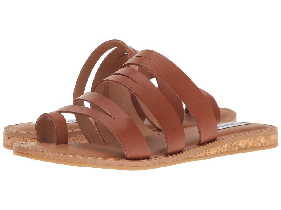 Steve Madden - Hestur (Cognac Leather) Women's Shoes