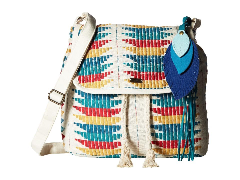 Roxy - Muchas Gracias Crossbody Handbag (Marshmellow) Cross Body Handbags