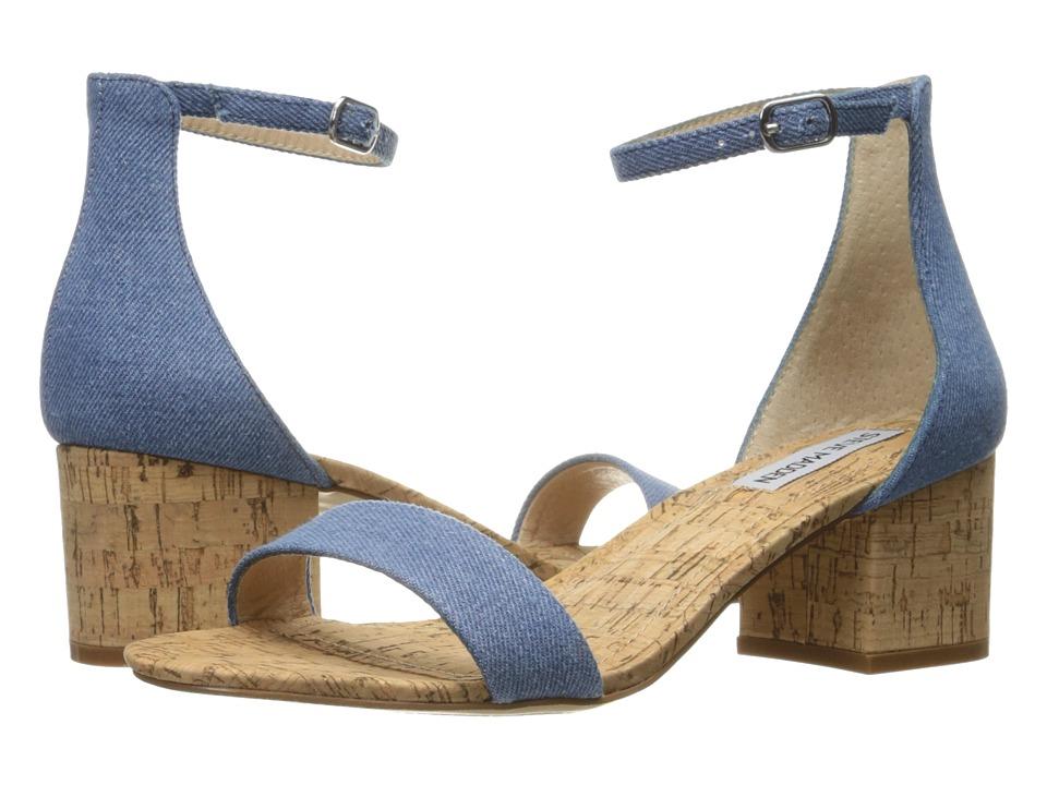 Steve Madden - Irenee-C (Denim) Women's Shoes