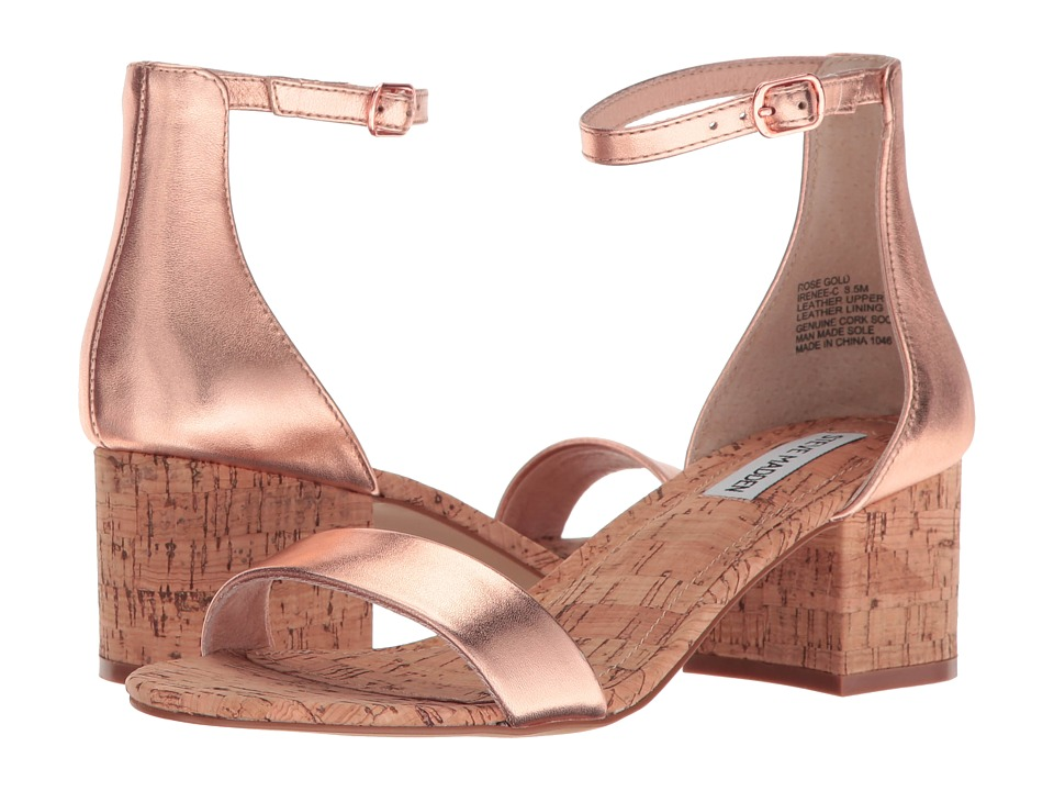 Steve Madden - Irenee-C (Rose Gold) Women's Shoes