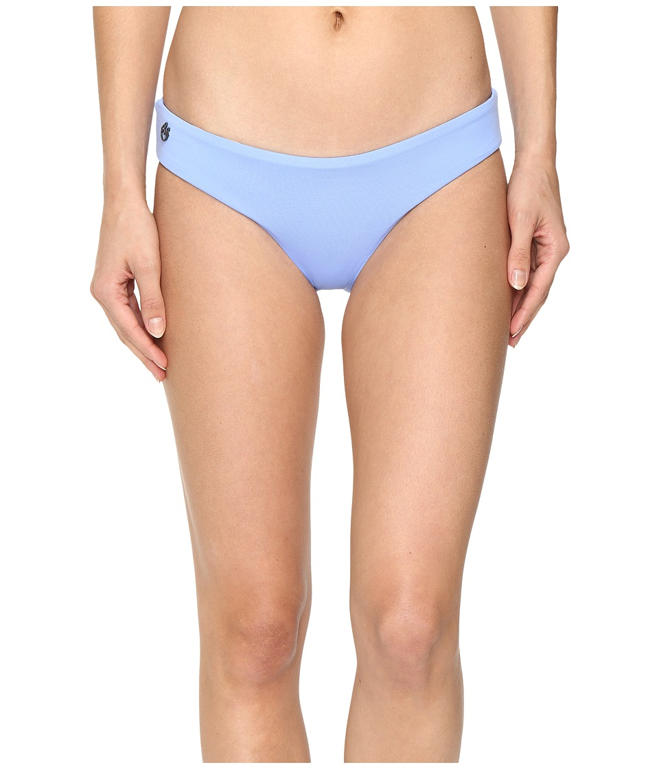 Maaji - Lavender Wave Signature Cut Bottom (Blue) Women's Swimwear