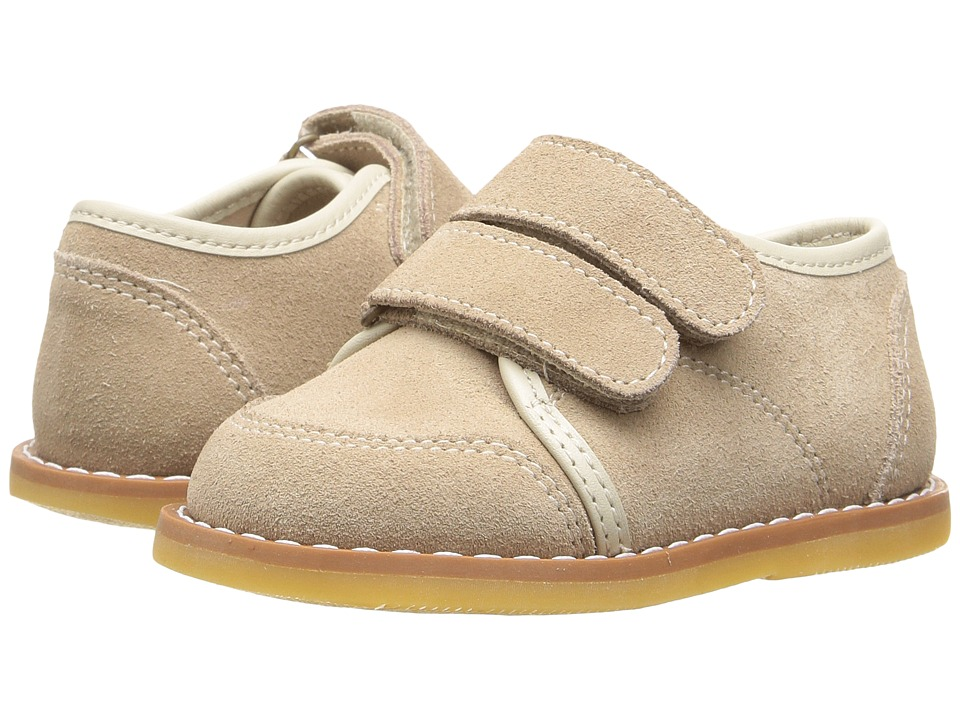 Elephantito - Low Top Sneaker (Toddler) (Sand) Boy's Shoes