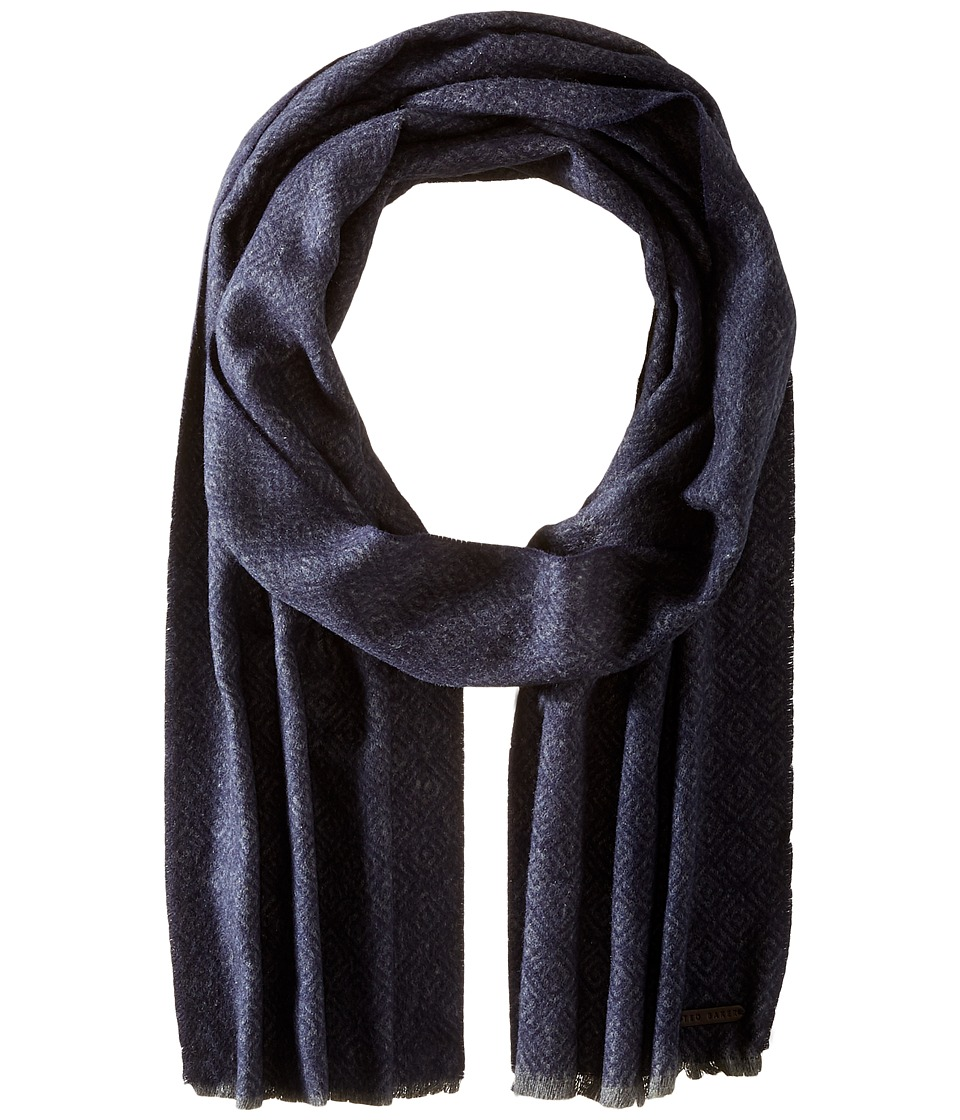 Ted Baker - Mayfair (Blue) Scarves