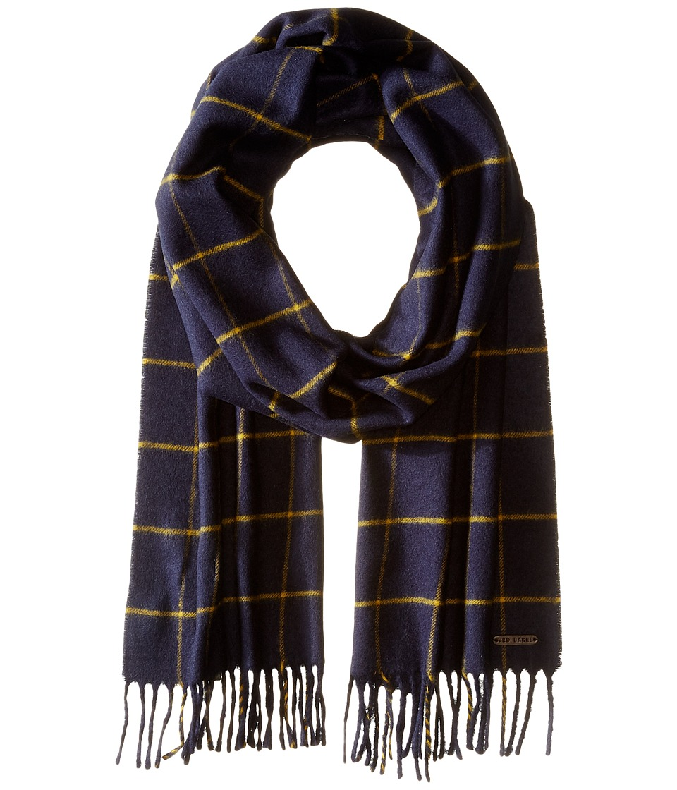 Ted Baker - Flint (Navy) Scarves