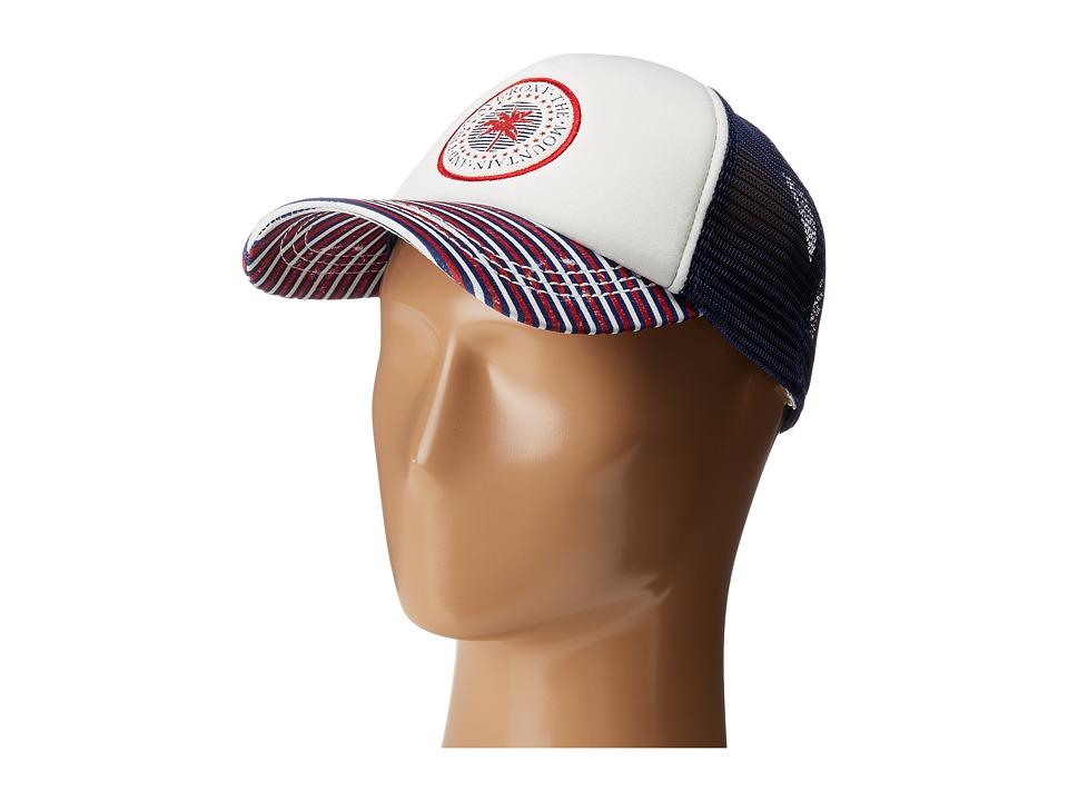 Roxy - Truckin 3 Hat (Marshmellow) Caps