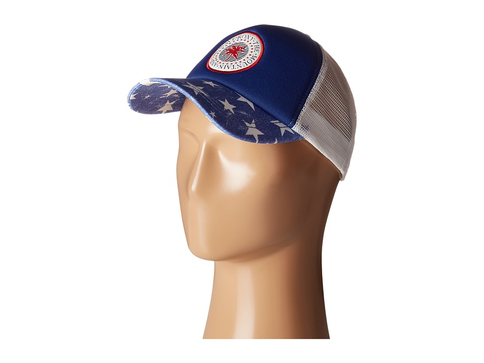 Roxy - Truckin 3 Hat (Deep Ultramarine) Caps