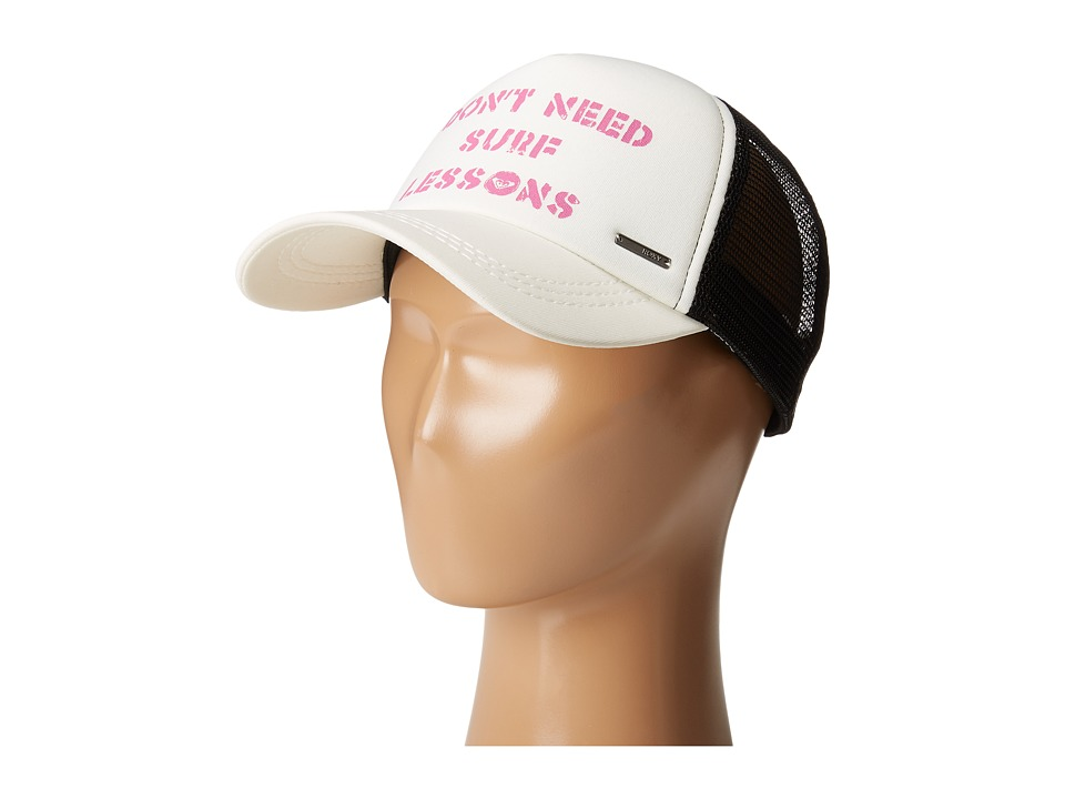 Roxy - Truckin Hat (Fuchsia Red) Caps