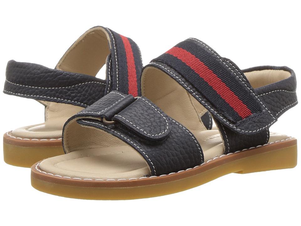 Elephantito - Carrera Sandal (Toddler/Little Kid) (Blue) Boys Shoes