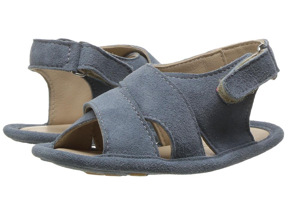 Elephantito Eden Sandal (Infant/Toddler) (Grey) Boys Shoes