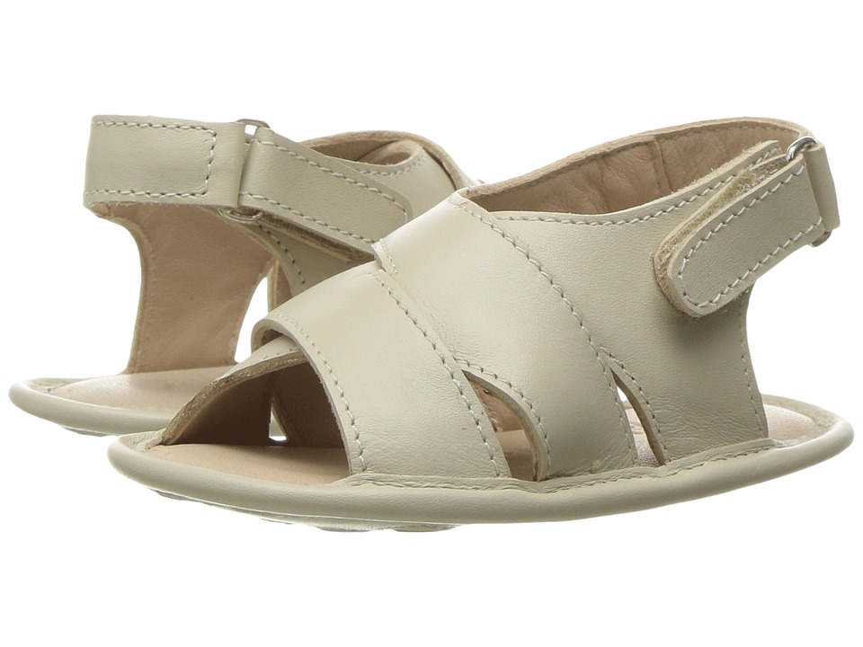 Elephantito - Eden Sandal (Infant/Toddler) (Ivory) Boys Shoes