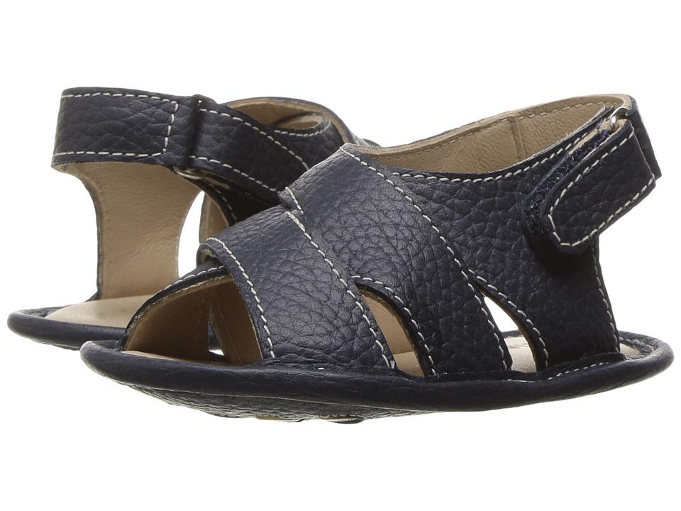 Elephantito Eden Sandal (Infant/Toddler) (Blue) Boys Shoes