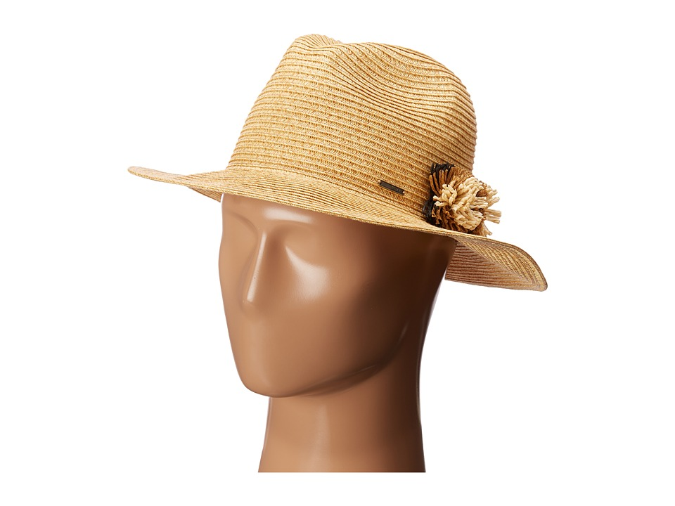 Roxy - Vamos A La Playa Hat (Natural) Caps