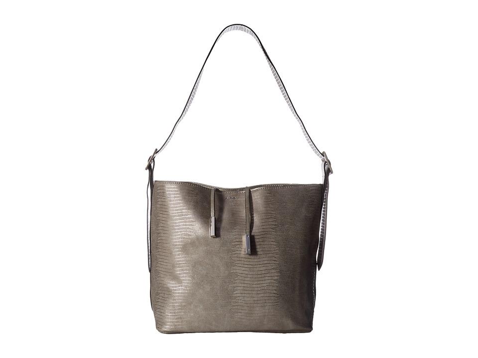 ALDO - Hebolu (Silver) Handbags