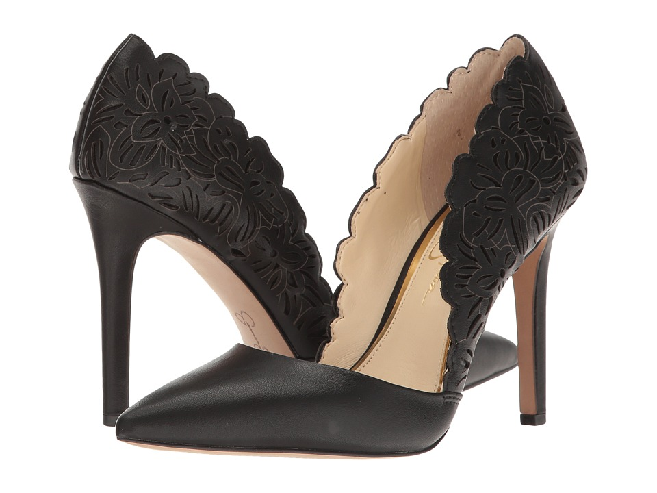 Jessica Simpson Cassel (Black) High Heels