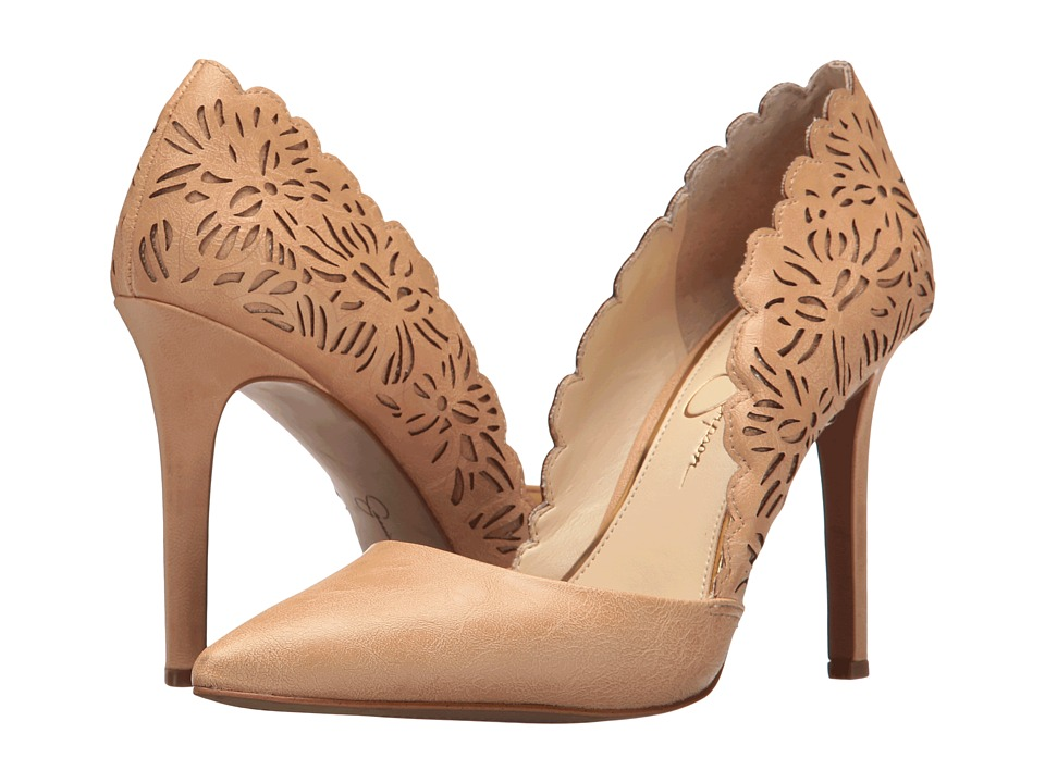 Jessica Simpson Cassel (Buff) High Heels