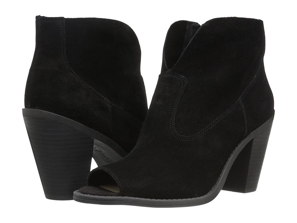 Jessica Simpson - Charlotte (Black) Women's Shoes