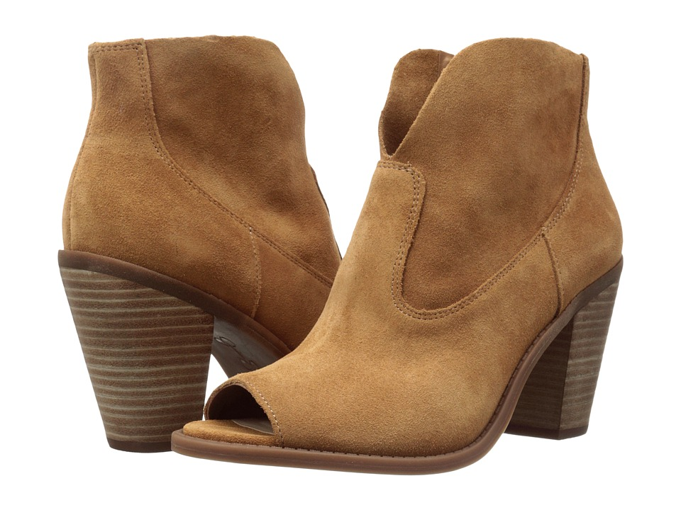 Jessica Simpson - Charlotte (Honey Brown) Women's Shoes