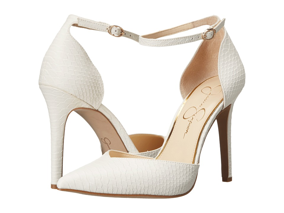 Jessica Simpson - Cirrus (Powder) High Heels