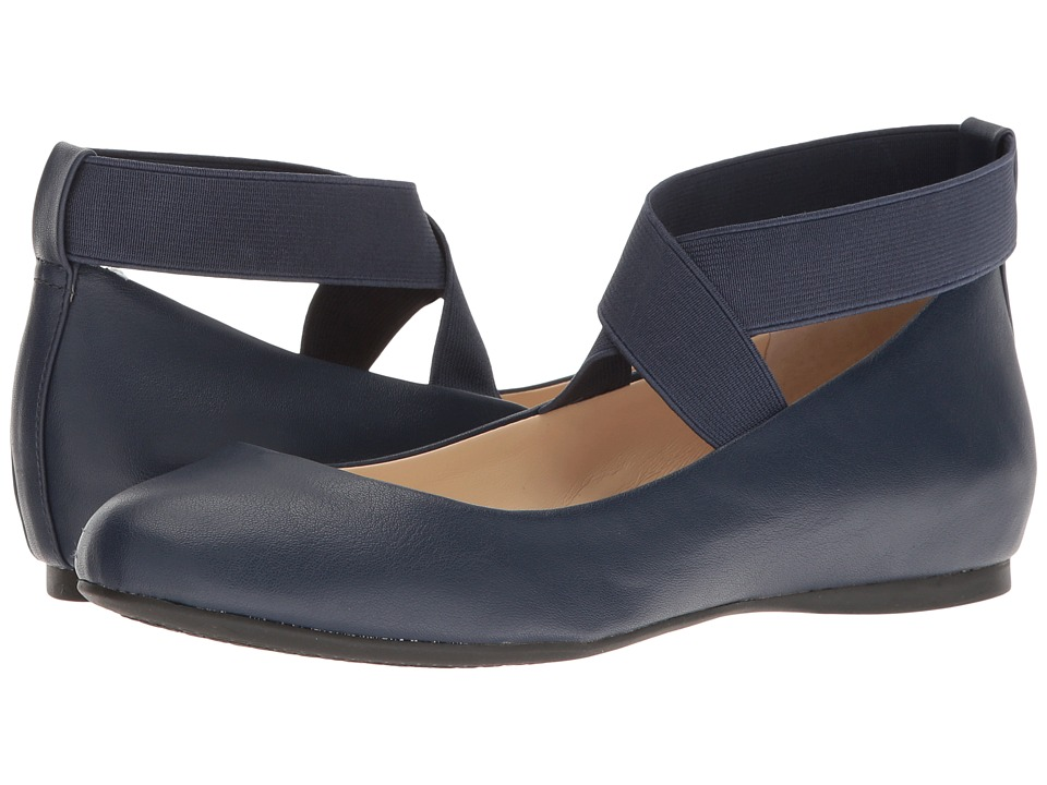 Jessica Simpson - Mandayss (Navy Baby) Women's Flat Shoes