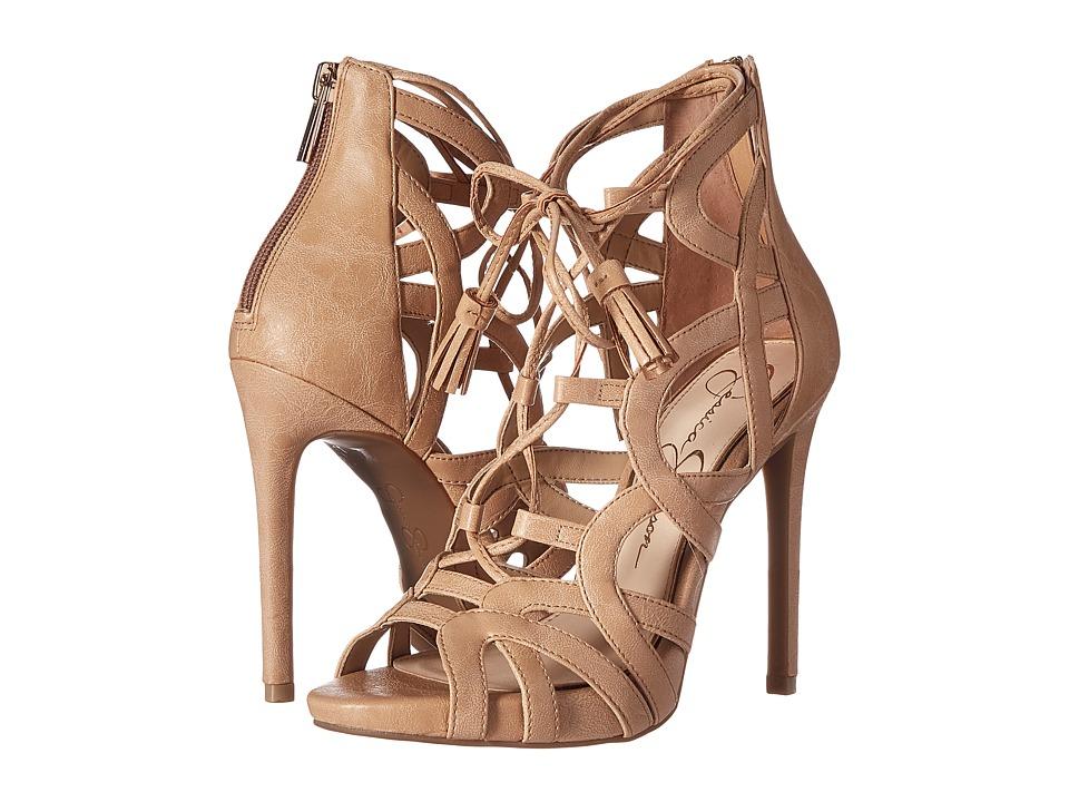 Jessica Simpson - Racine (Buff) Women's Shoes