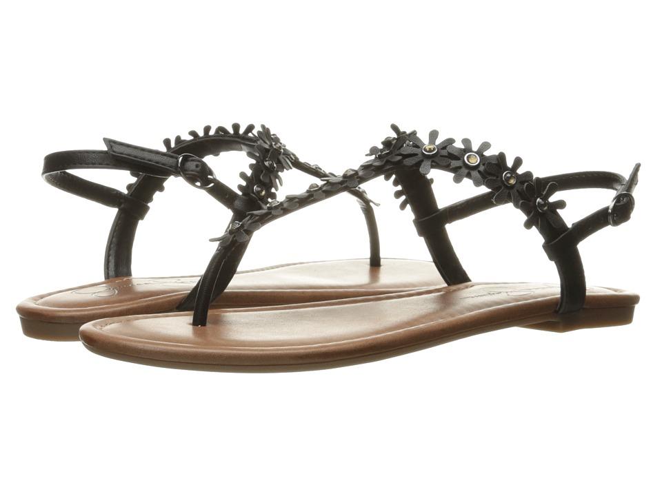 Jessica Simpson - Riel (Black) Women's Shoes