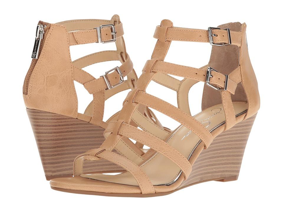 Jessica Simpson - Shalon (Buff) Women's Shoes