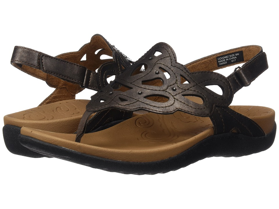 Rockport - Ridge Sling (Bronze) Women's Shoes
