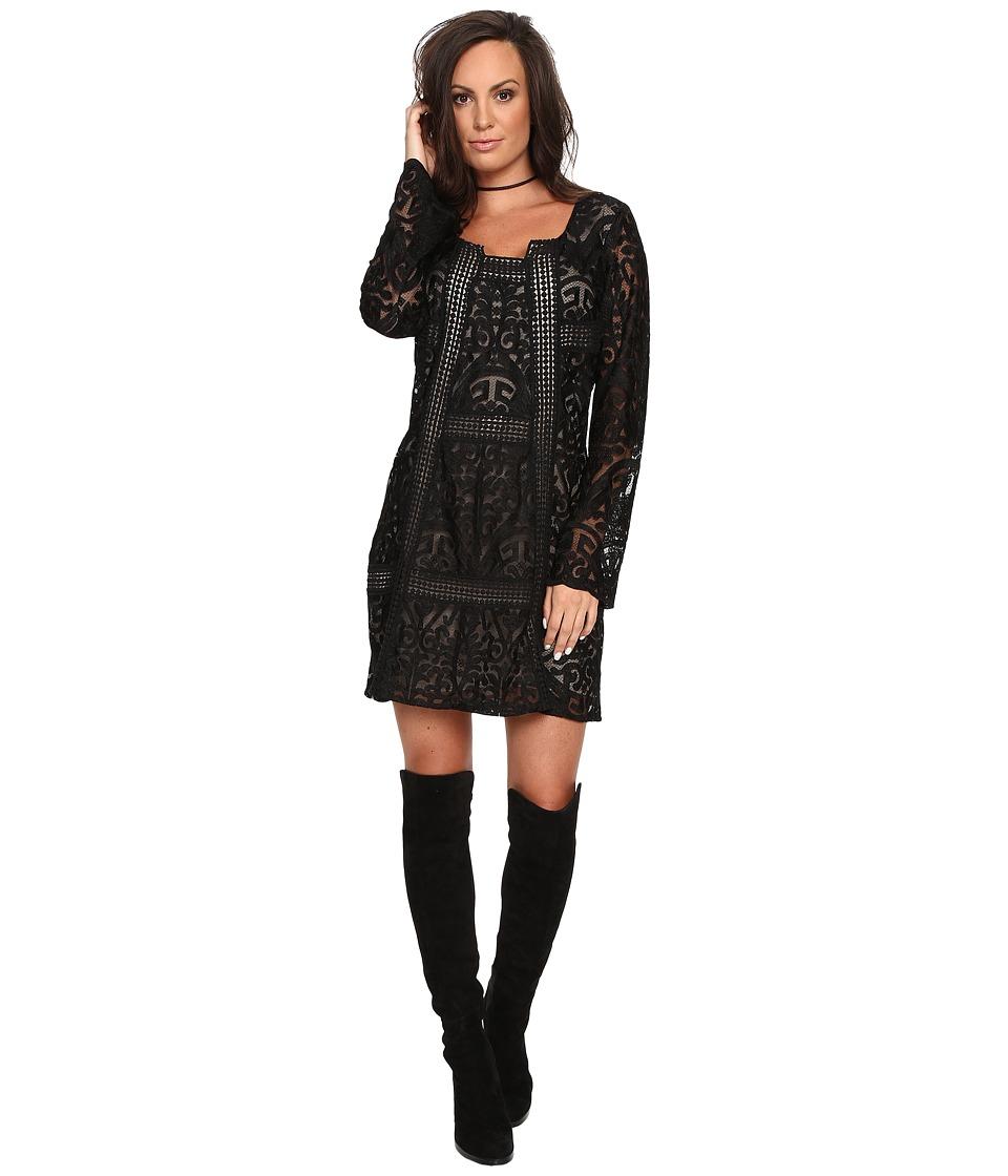 Union of Angels - Taniel Dress (Black) Women's Dress