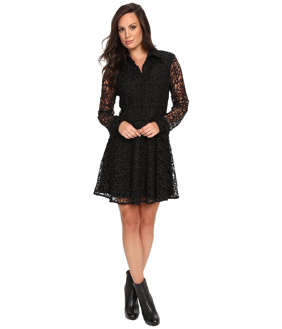Union of Angels - Miriam Dress (Black) Women's Dress