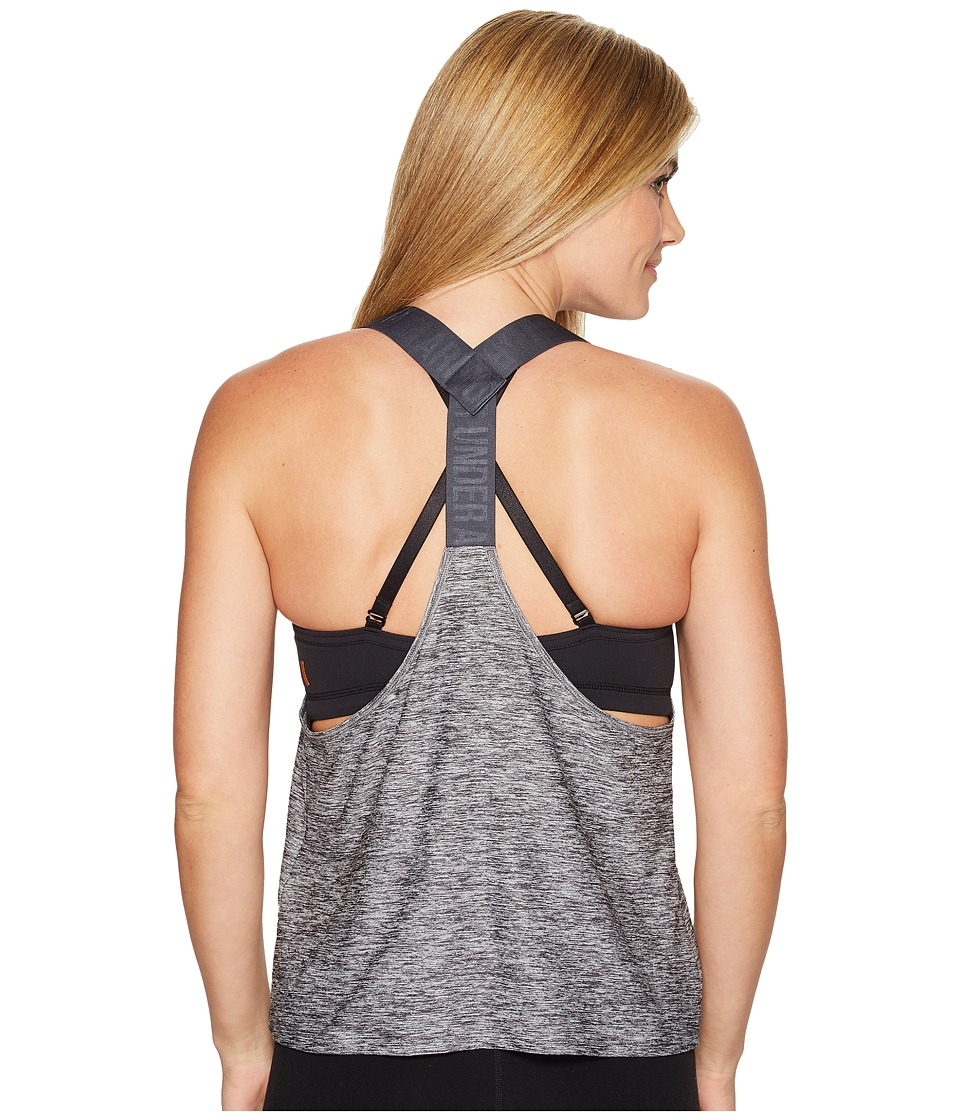 Under Armour Swing Tank Top (Carbon Heather) Women