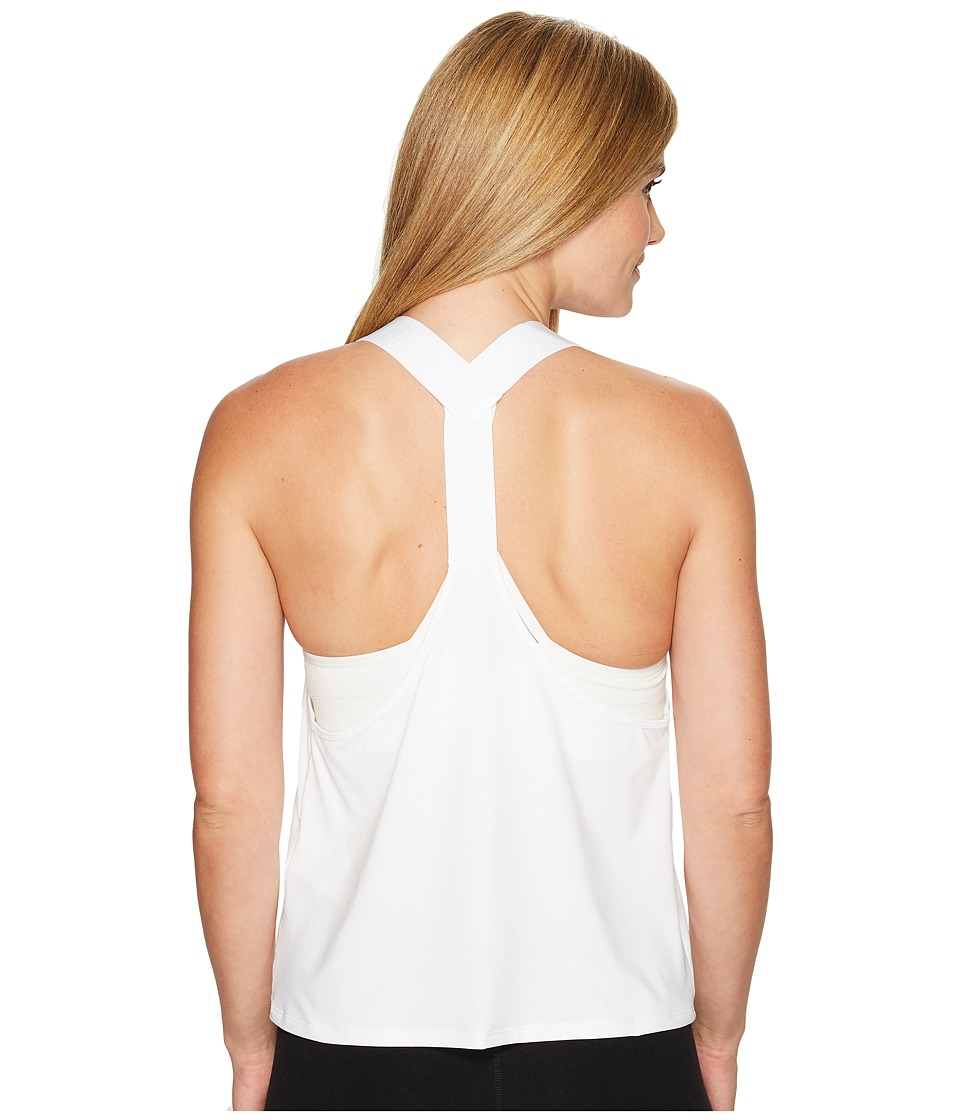 Under Armour Swing Tank Top (White) Women