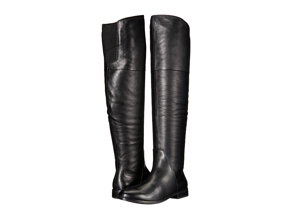 ALDO - Fudge (Black Leather) Women's Dress Boots