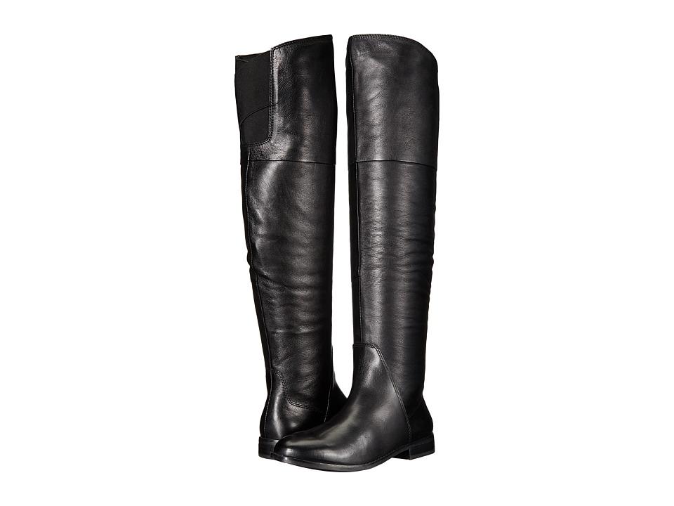 ALDO Fudge (Black Leather) Women