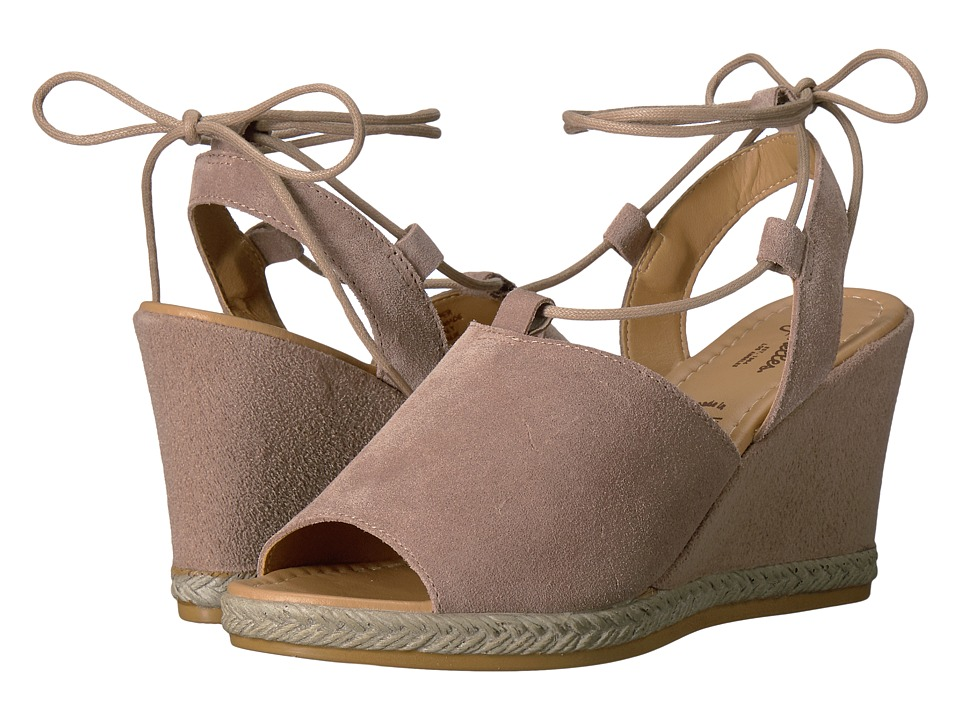 Seychelles - Whatnot (Taupe) Women's Wedge Shoes
