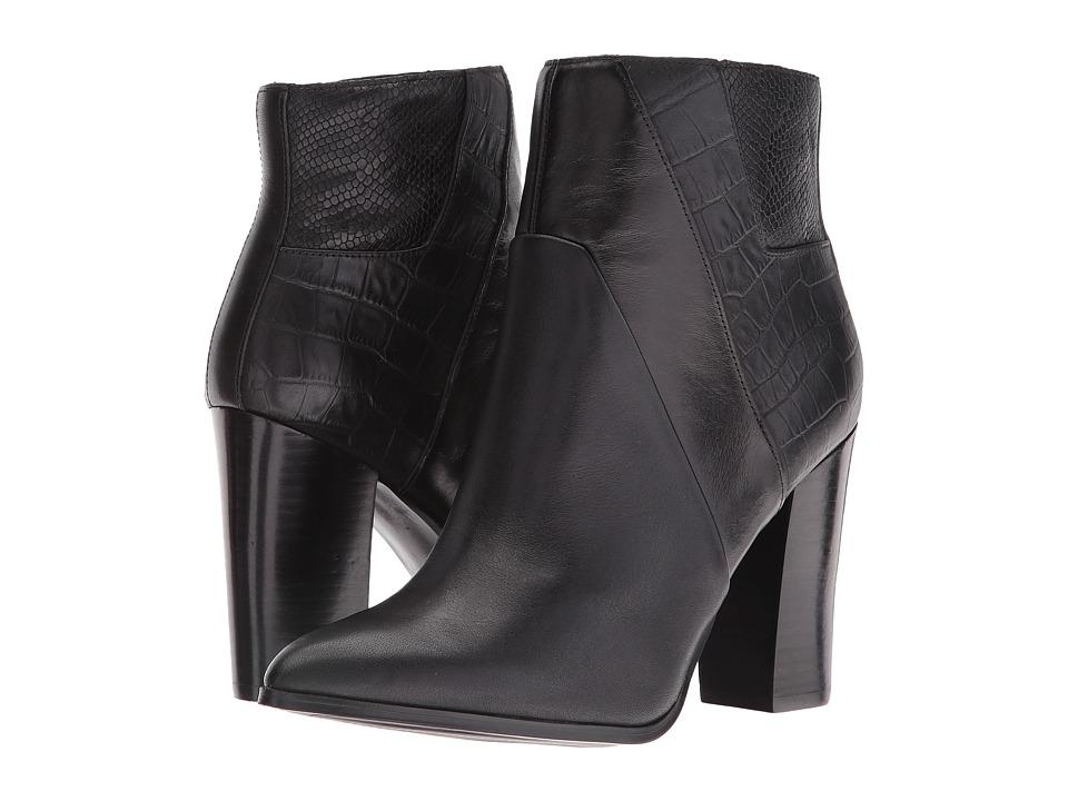 ALDO Zelina (Black Leather) Women