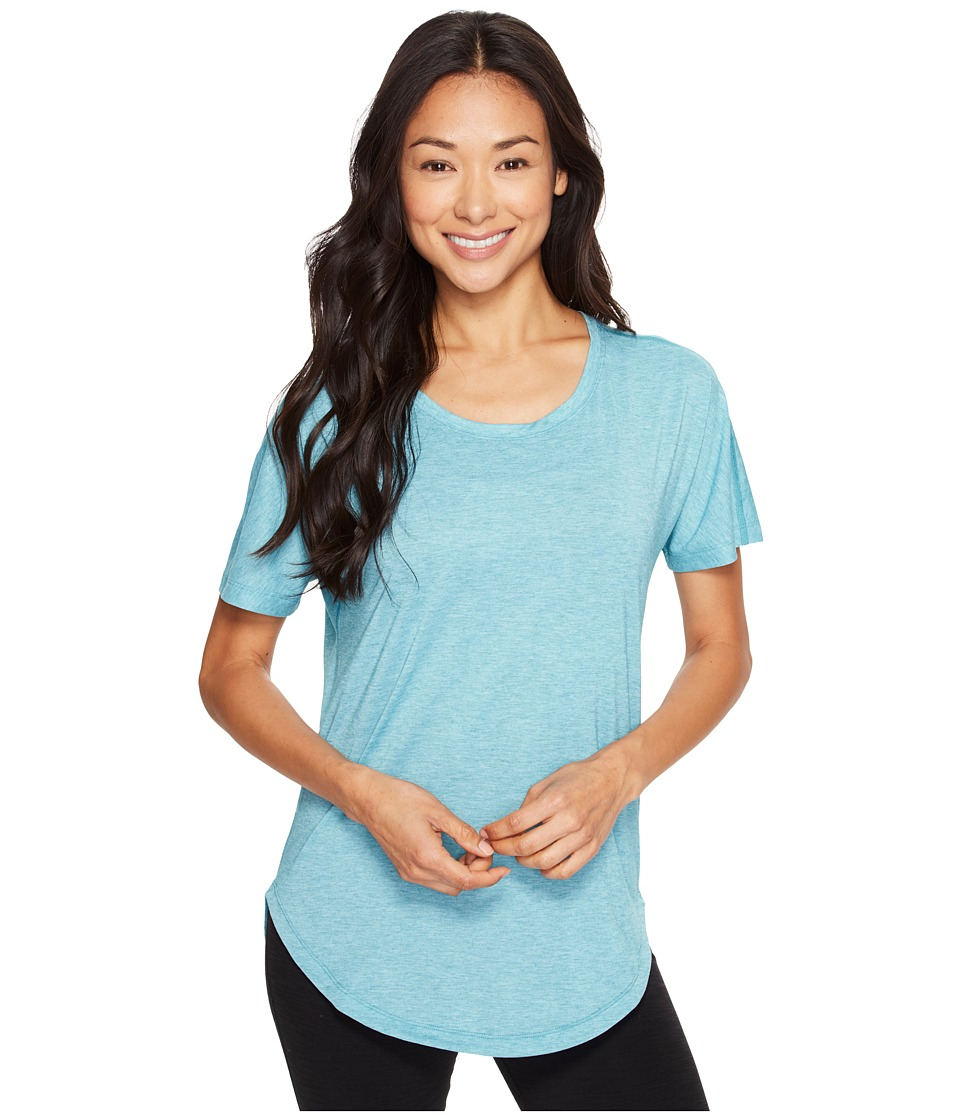 Lucy - Final Rep S/S (Verdial Heather) Women's Short Sleeve Pullover