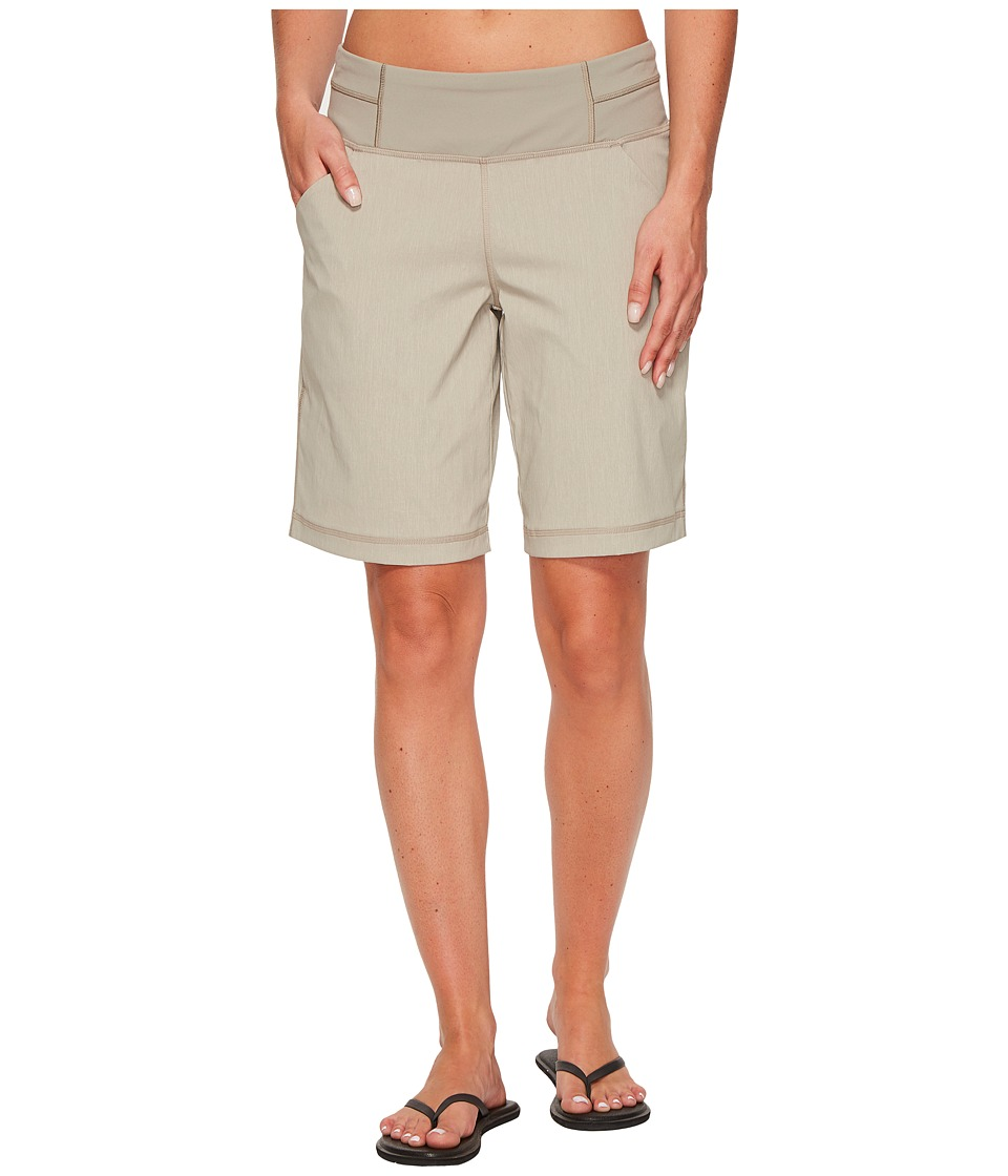 Lucy - Do Everything Bermuda (Tin Heather) Women's Shorts