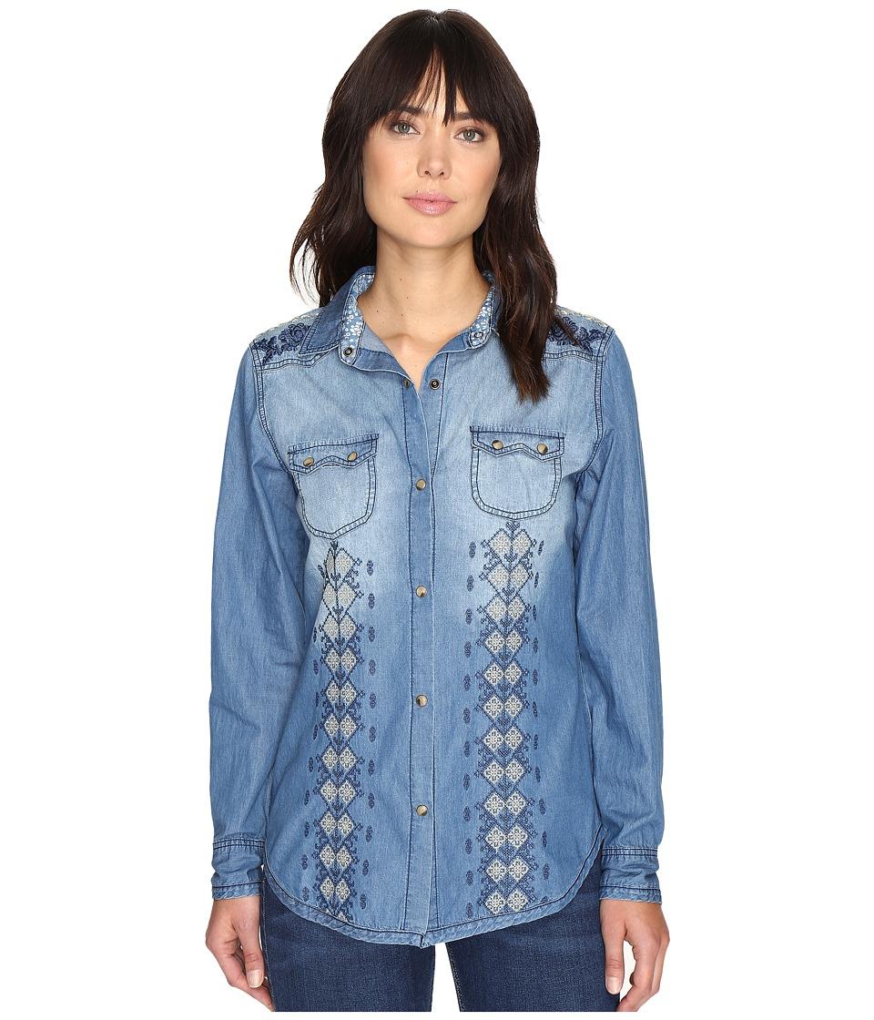 Tasha Polizzi - Arlo Shirt (Multi) Women's Clothing