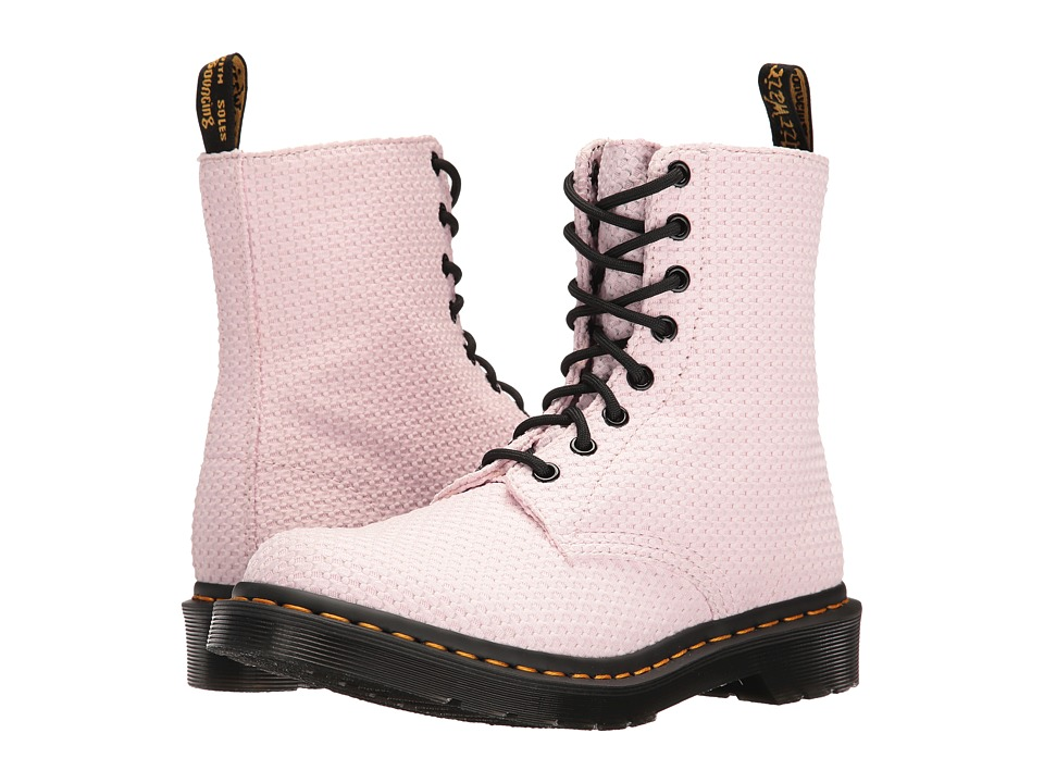 Dr. Martens - Page WC (Bubble Gum Waffle Cotton) Women's Boots