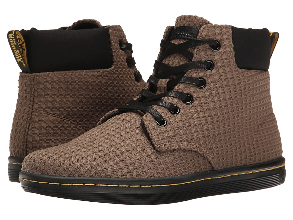 Dr. Martens Maelly WC (Khaki/Black Waffle Cotton/Fine Canvas) Women
