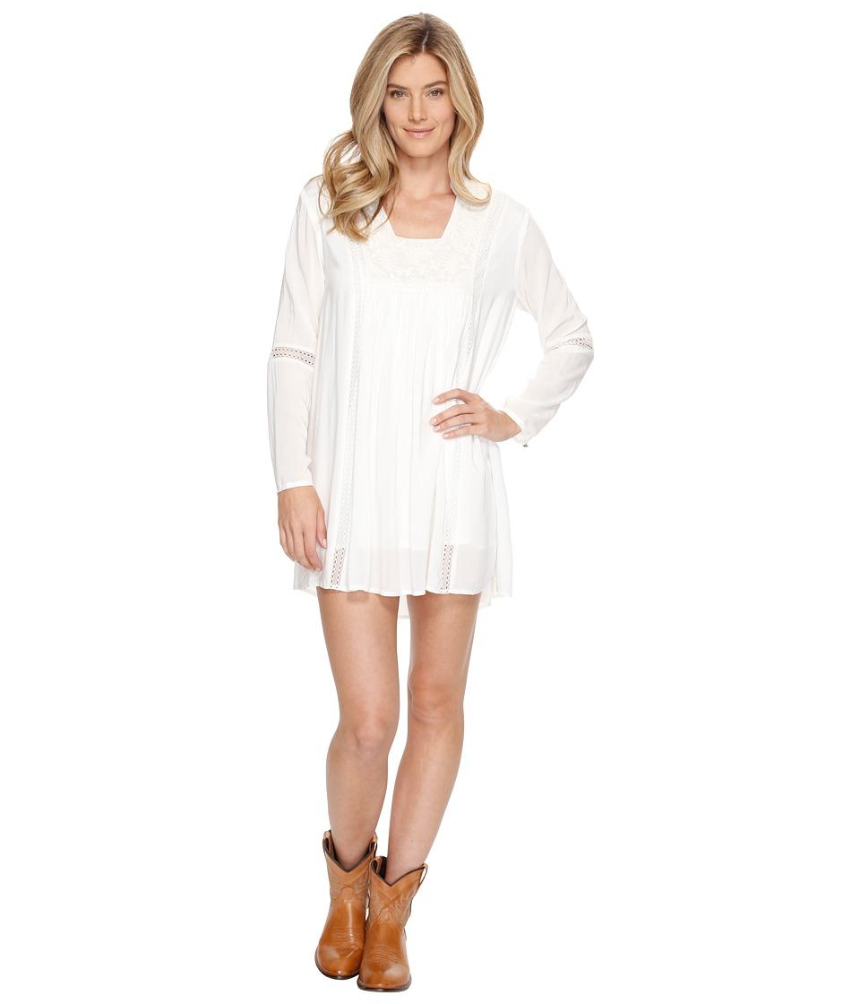 Tasha Polizzi - Genevieve Dress (Ivory) Women's Dress