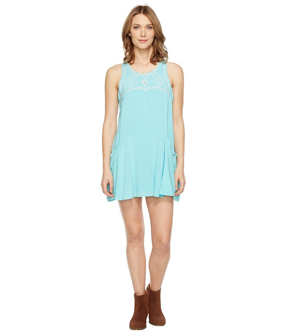 Tasha Polizzi - Madeline Dress (Blue) Women's Dress