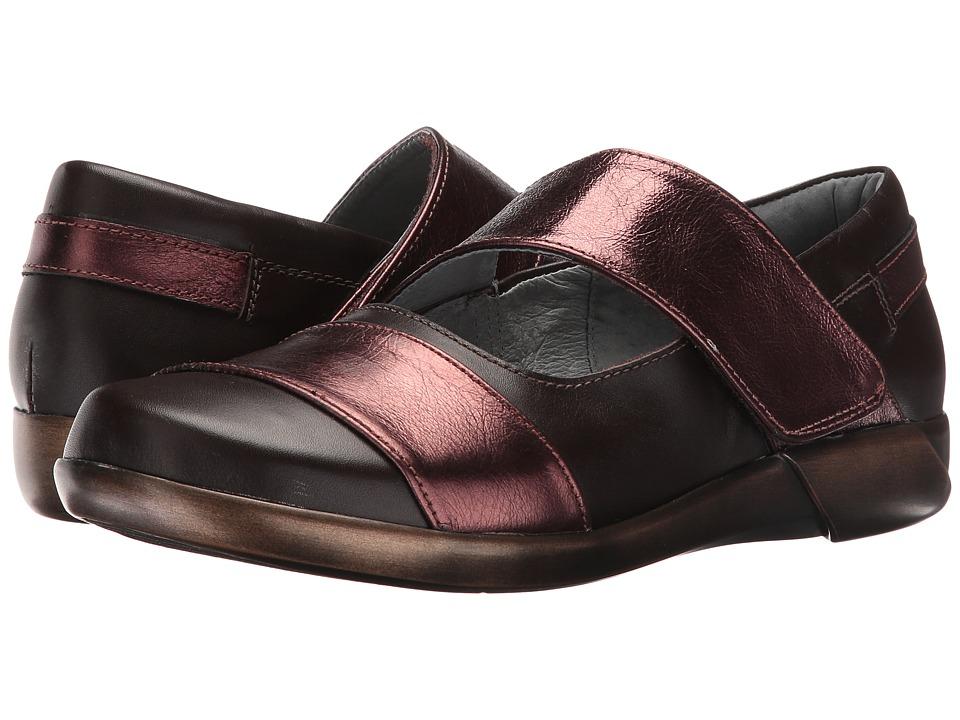 Naot Footwear - Art (French Roast/Bronze Combo) Women's Shoes
