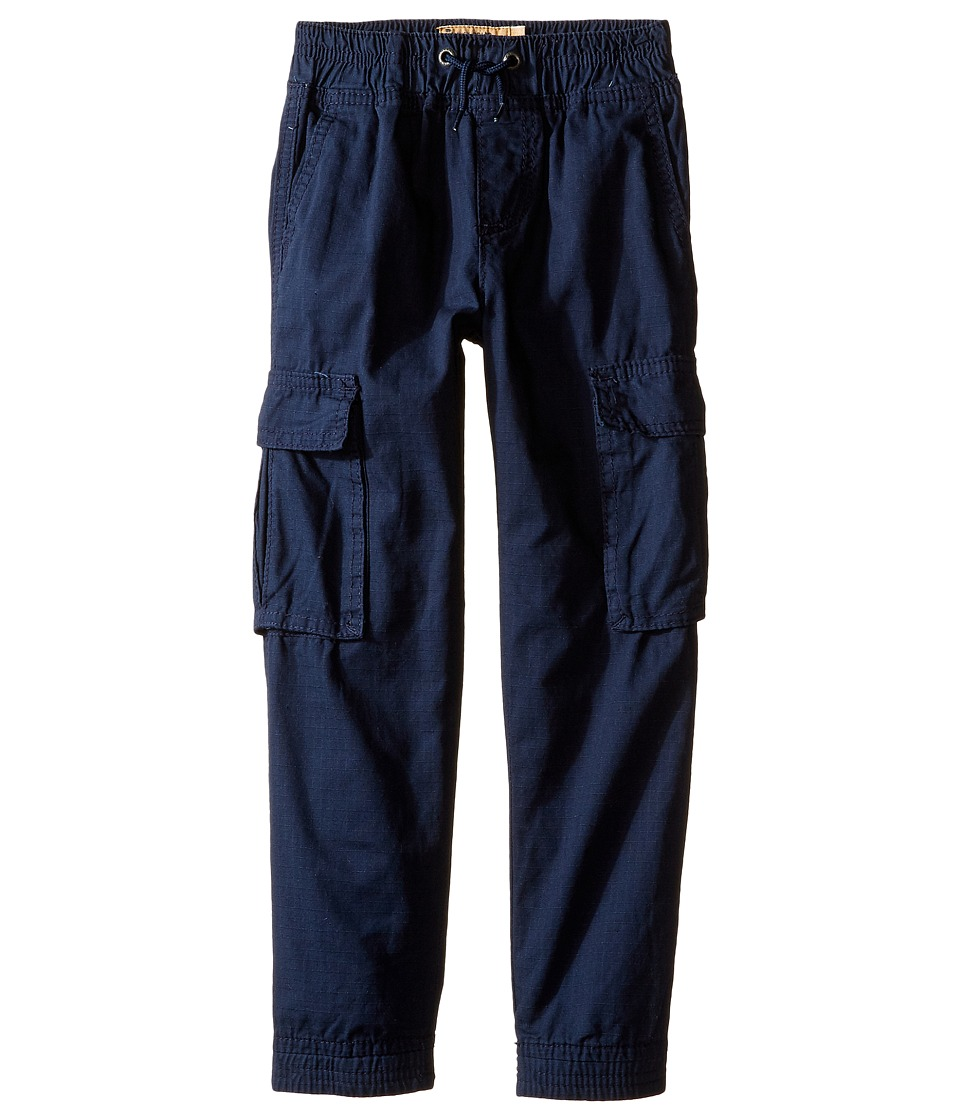 Lucky Brand Kids - Jogger with Cargo Pockets (Little Kids/Big Kids) (Mood Blue) Boy's Casual Pants