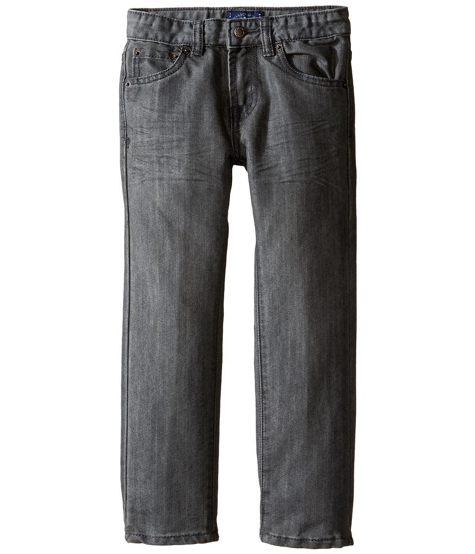 Lucky Brand Kids - Five-Pocket Denim Jeans in Castlerock (Little Kids/Big Kids) (Castlerock) Boy's Jeans