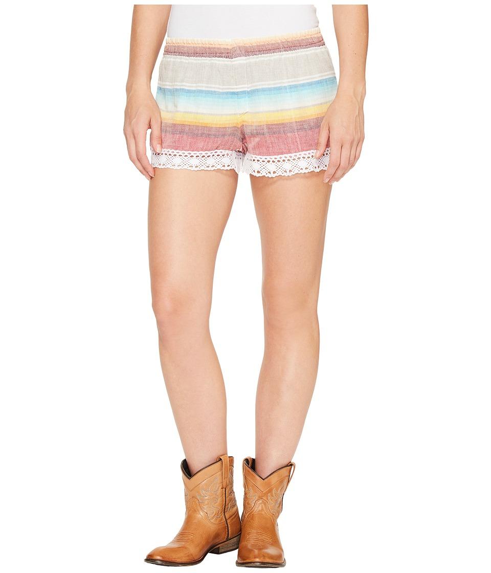 Tasha Polizzi - Playa Shorts (Red) Women's Shorts