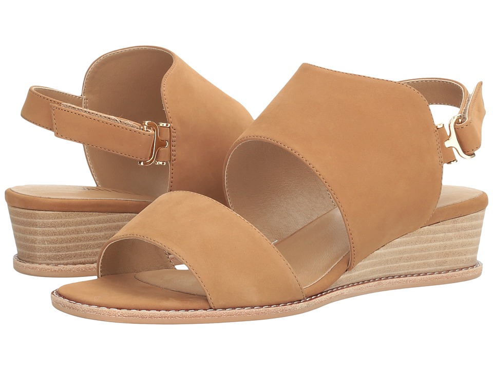 Vaneli - Joey (Cuoio) Women's Sandals