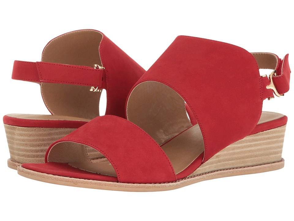 Vaneli - Joey (Red) Women's Sandals